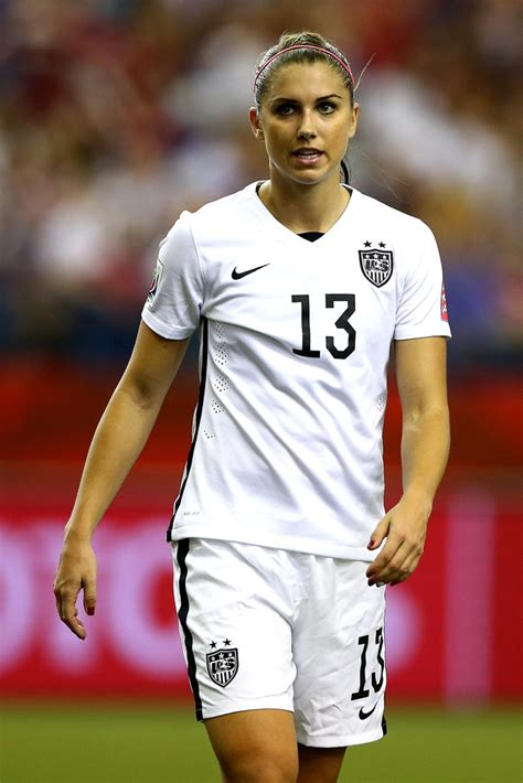alex morgan alex morgan  usa  germany semi