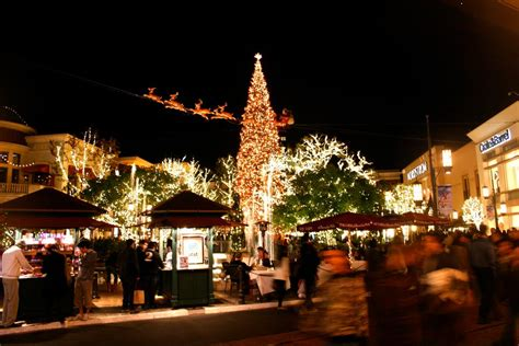 panoramio photo of christmas time the grove los