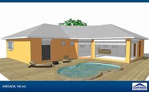 plan maison en guadeloupe With constructeur maison bois guadeloupe