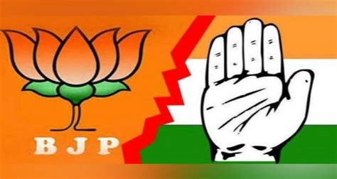 Congress-BJP these candidates will contest in 12 seats: MP ...