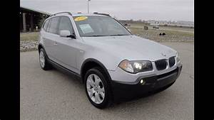 Used 2005 Bmw X3 3 0i For Sale