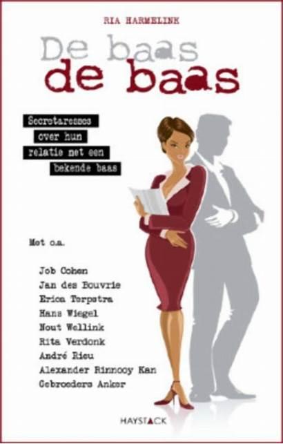 Baas Voor Secretaresses Een Secretaresse Afbeelding Boekblog
