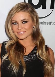 Celebrities Hairstyles: Carmen Electra Hairstyles 2017