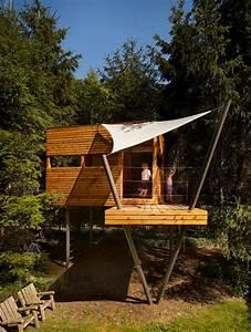 Rever De Jardin : voici 15 magnifiques maisons pour enfants des cabanes dans les arbres faire r ver cabanes ~ Carolinahurricanesstore.com Idées de Décoration
