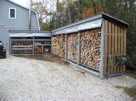 firewood storage  pinterest indoor firewood storage firewood rack  firewood shed
