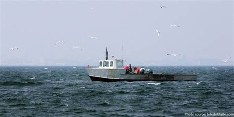 Fishing Boat Jobs Ontario by Interesting Facts About Lake Erie Just Fun Facts