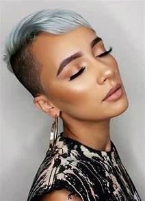 Short Pixie Undercut Hairstyles for Women