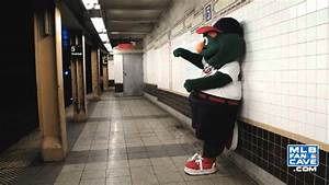 Wally the Green Monster Takes Manhattan - YouTube