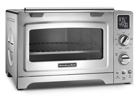 countertop convection microwave kitchenaid 12 quot convection digital countertop oven review