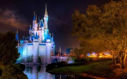 Disney Walt Wallpapers Kingdom Magic Halloween Desktop