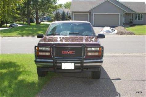las vegas    chevy gmc truck  black