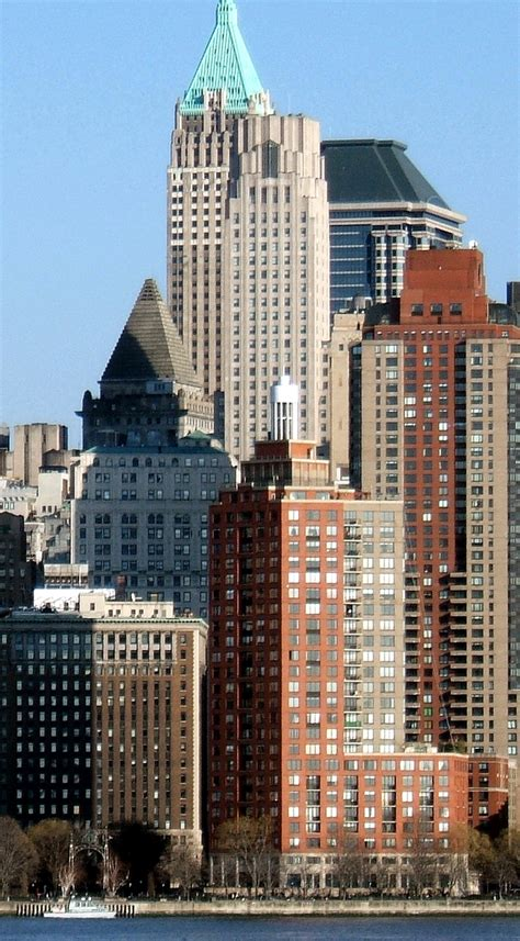wall street complex  skyscraper center