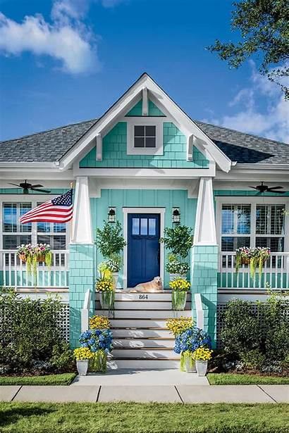 Curb Appeal Exterior Paint Colors Homes Window