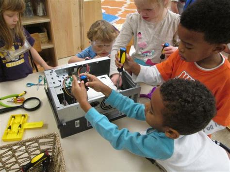 making tinkering   toy store project naeyc