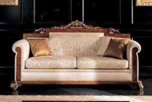 Sitzer -sofa, Aus Massiver Buche, Sitz Und Rücken