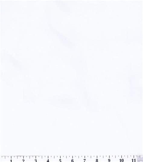 sew classic bottomweight cotton twill solid fabric white