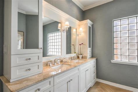 Colors For Bathroom Walls 2017 by Bathroom On A Budget Master Bathroom Remodel Ideas