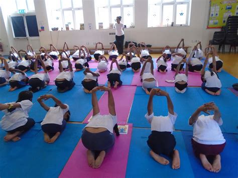 yoga  avanti house avanti house primary school
