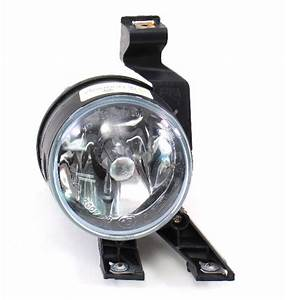 Lh Fog Light Lamp 98-00 Vw Beetle Foglight - Genuine