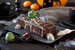 Halloween Kuchen & Halloween Deko fürs Kuchenbuffet