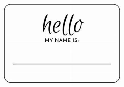 Tag Labels Elegant Label Hello Templates Simple
