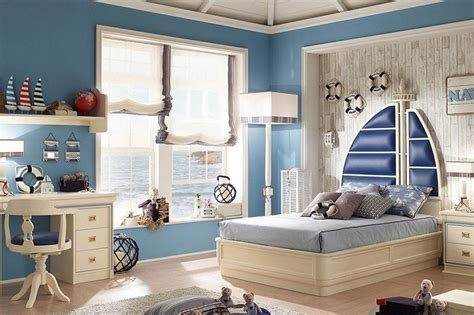 Decorating Ideas Nautical Theme by Nautical Decor In Bedrooms Colors Furniture And