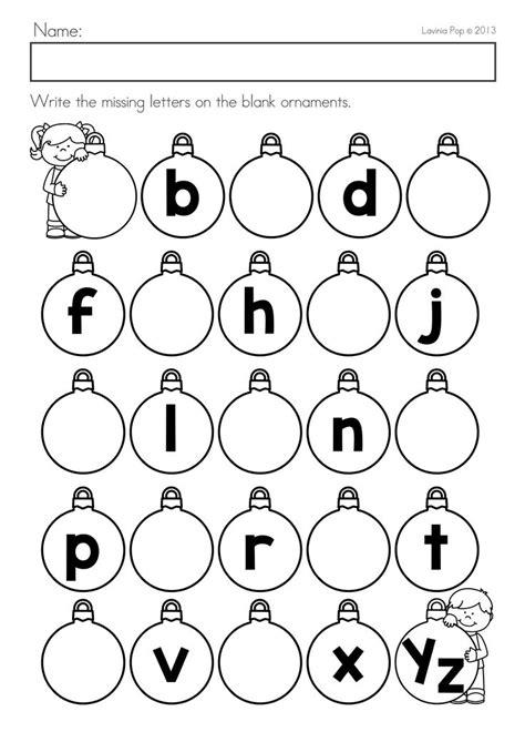christmas math literacy worksheets activities  prep