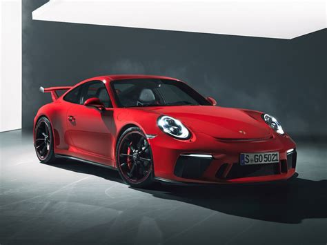 Porsche Sells 21 Versions Of The 911 In The Us, Now
