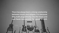 """Peter Gabriel Quote: """"There has always been a strong ..."""