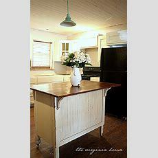 1000+ Ideas About Dresser Kitchen Island On Pinterest