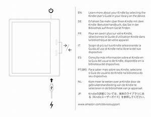 Amazon Kindle Oasis 10 U00e8me G U00e9n U00e9ration Manual