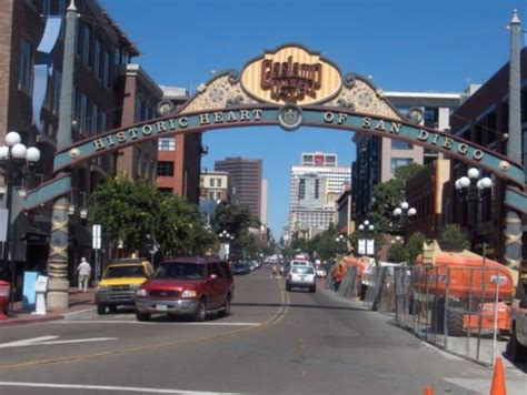 gas light district gas l district san diego ca america i want to see it