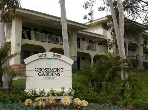 grossmont gardens care placement