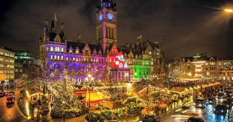 must do manchester christmas markets the black and