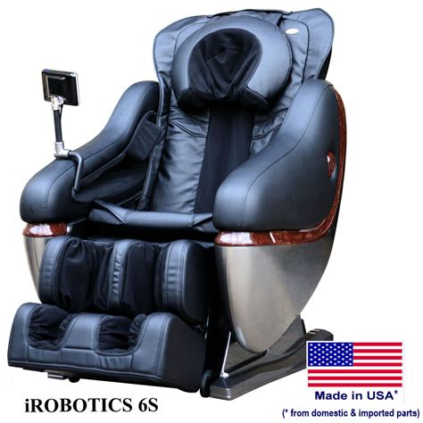 luraco i6s chair luraco irobotics i6sl the ultimate robotic