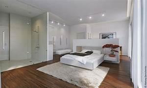 Chambre Complete Adulte 160x200 : chambre design blanche ~ Teatrodelosmanantiales.com Idées de Décoration