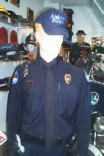 museo material policial uniformes