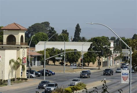 Downtown Santa Maria Revitalization Aims For New Heights