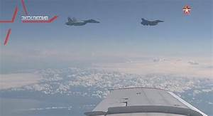 WATCH Su-27 Chase NATO F-16 Away From Russian Defense ...