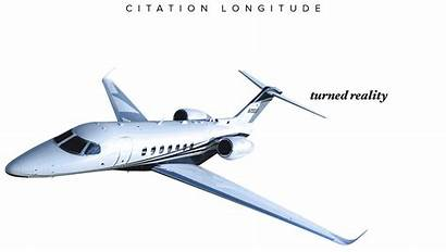 Longitude Cessna Citation