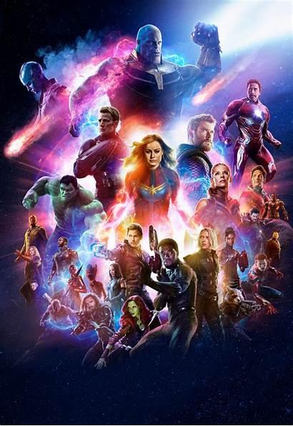 Avengers Endgame Wallpapers Marvel Infinity Gauntlet Wallpapersafari