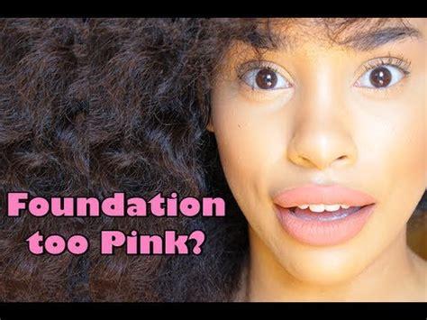 foundation  pink youtube