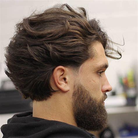 20 best medium length hairstyles for men in 2018 men s