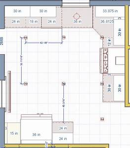 How to do recessed lighting in kitchen : Recessed lighting layout for kitchen