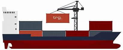 Cargo Insurance Marine Drawing Ship Container Trade