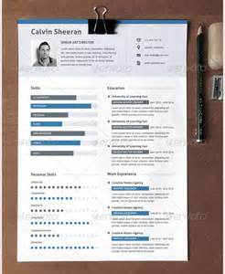 Unique Resume Format Exles by Creative Resume Template 81 Free Sles Exles