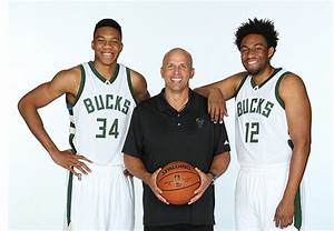 Jason Kidd: Giannis Antetokounmpo and Jabari Parker are ...
