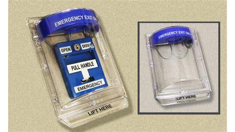 emergency pull station locksmith ledger