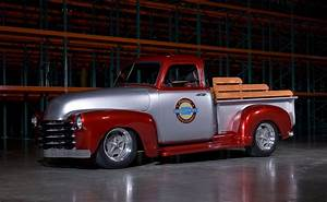 The Classic Industries 1953 Chevy Shop Truck  Featured