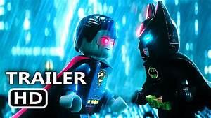 THE LEGO BATMAN (2017) Batman VS Superman Extended Trailer ...